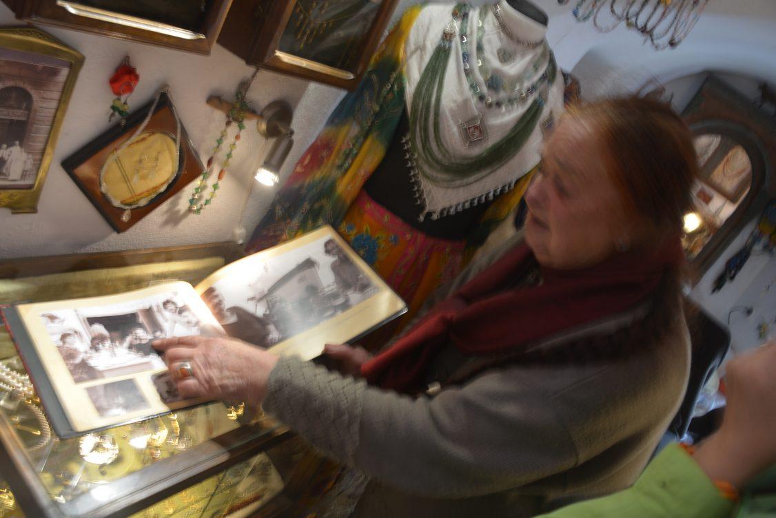 ספר ביוגרפיה - מתנה להורים מבוגרים