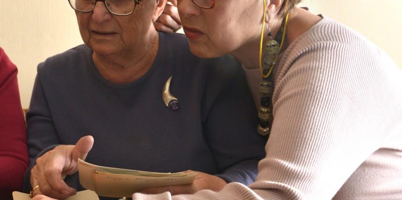 תהליכים בכתיבת סיפור חיים - עבודה עם הסופרת מירי ליטווק על ספר סיפור חיים