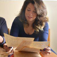 ראיון וכתיבה מירי ליטווק. ביוגרפיה של ד'