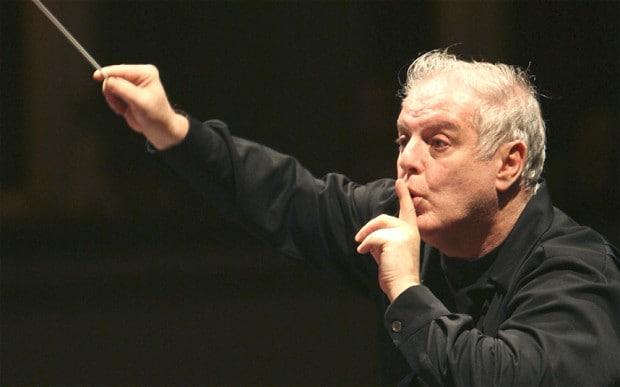 ביוגרפיות מומלצות - קריאה על חייו של המנצח והפסנתרן דניאל ברנבוים